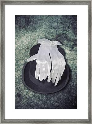 Elegance Framed Print by Joana Kruse