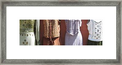 Framed Print featuring the photograph Elegant 2 by Elizabeth Sullivan