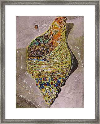Elegba 2 Framed Print