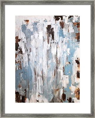 Elemental  Framed Print by Eric Chapman