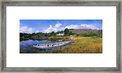 Ellens Rock, Glengarriff, Co Cork Framed Print by The Irish Image Collection