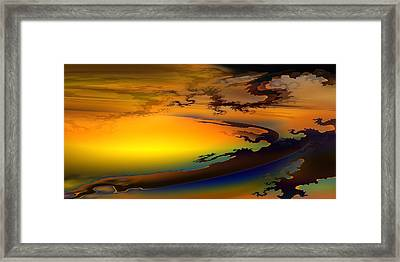 Elucidate Framed Print