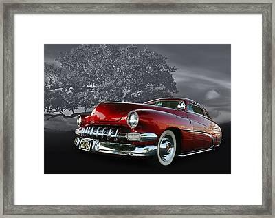 Elvis Framed Print by Bill Dutting