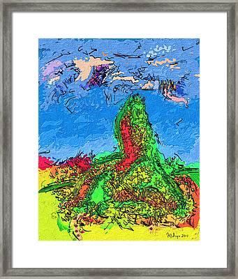 Elysian Fields Framed Print