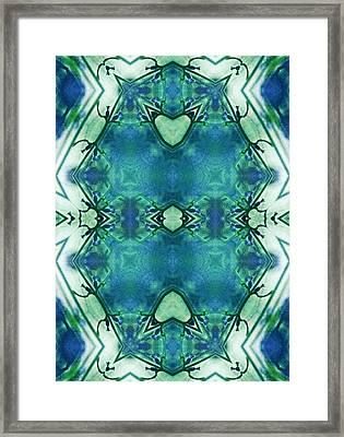Emblem Of Another Era Framed Print