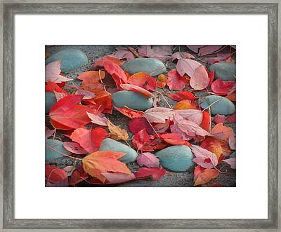 Embraced Framed Print by Lee Yang