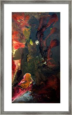 Embryo Framed Print by Ted Barr