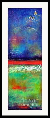 A Thousand Whishing Stars Framed Prints