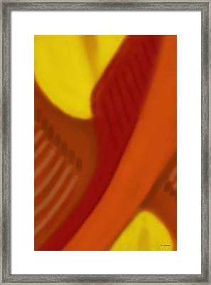 Emergence Framed Print by Tim Stringer