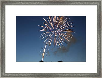 Emmi's Magic Framed Print by Devon Stewart