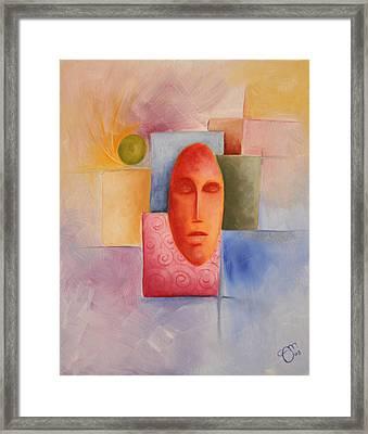 Emotion - 2008 Framed Print by Simona  Mereu