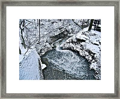 Emotional Renewal Framed Print by Rotaunja