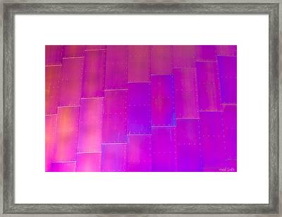 Emp Metal Framed Print by Heidi Smith