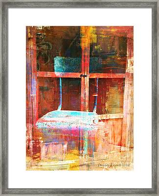 Empty  Framed Print