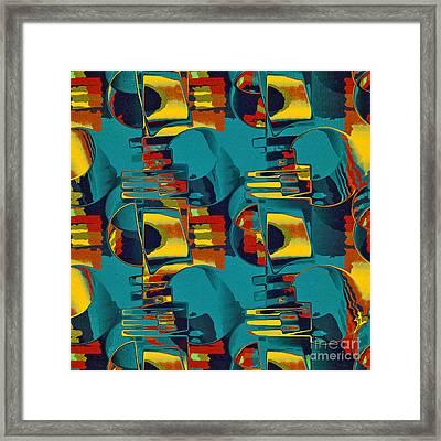 En Formes 02 Framed Print by Aimelle