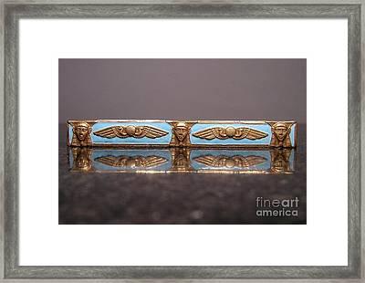 Enamels 22a Framed Print by Dwight Goss