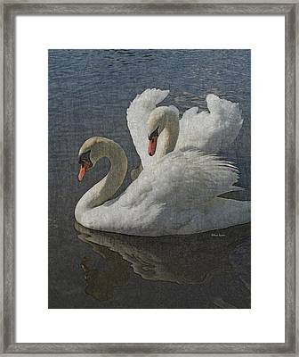 Enamored Framed Print