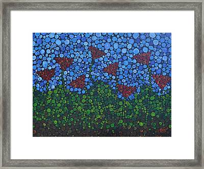 Enchanted 1 Framed Print by Holly Donohoe