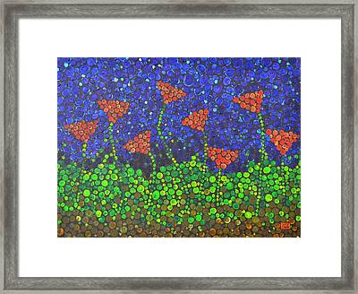 Enchanted 2 Framed Print by Holly Donohoe