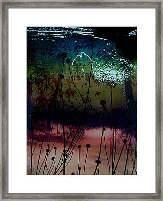 Enchanted By The Light 2 Framed Print