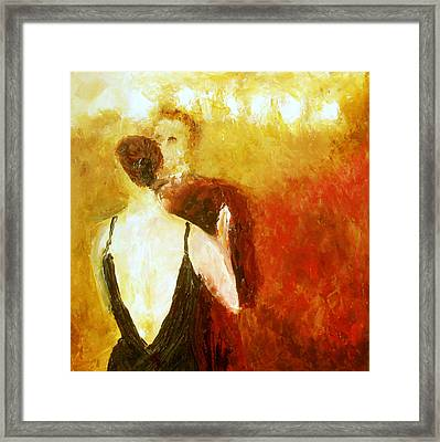 Enchanted Evening Framed Print by Keith Thue