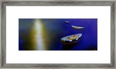 Enchanted Sea Framed Print