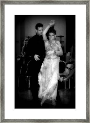 Enchanting Ballroom Framed Print by Lori Seaman