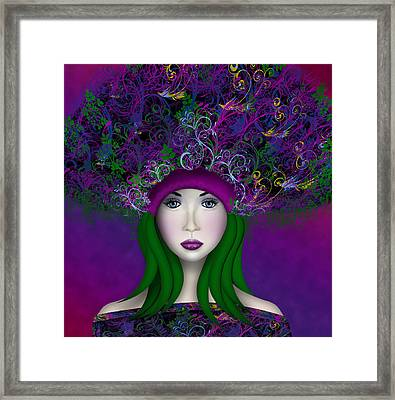 Enchantress Framed Print