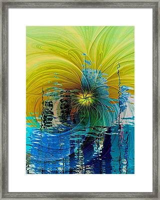 End Of Days Framed Print by Amanda Moore