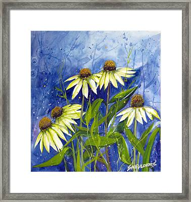 End Of Summer Framed Print by John Smeulders