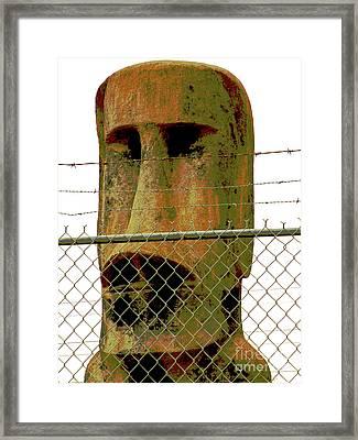 Endangered Species Framed Print