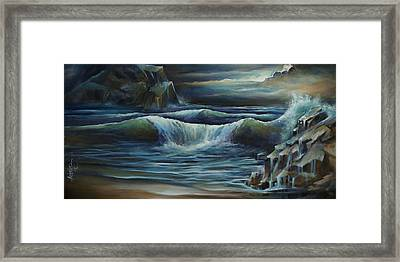 'endless' Framed Print by Michael Lang