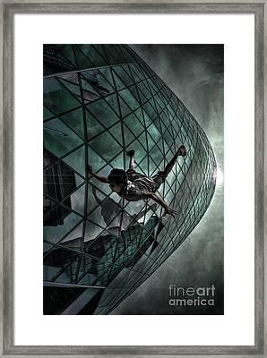 Endless Waltz Framed Print by Yhun Suarez