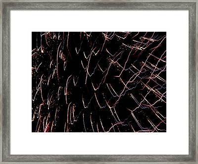 Framed Print featuring the digital art Energy  by Angelia Hodges Clay