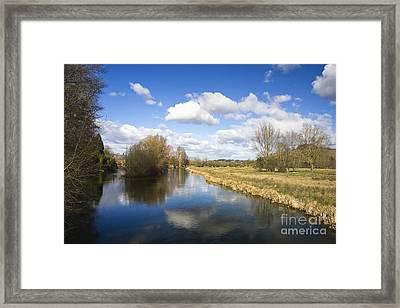 English Countryside1 Framed Print