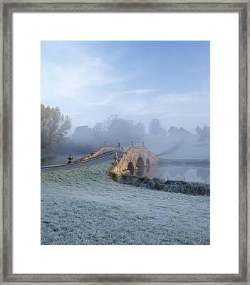 English Fog Framed Print