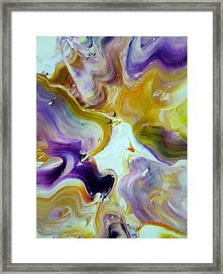 Enlightment  Framed Print by Asida Cheng