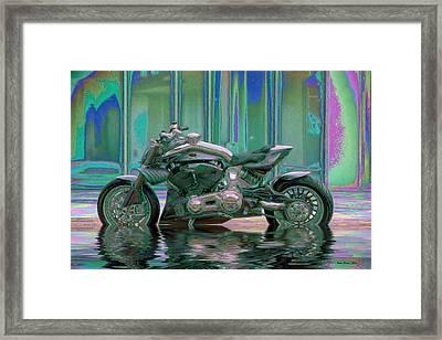 Enough Rain Already Framed Print by Wayne Bonney