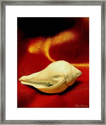 Ensconced Framed Print by Chandrima Dhar