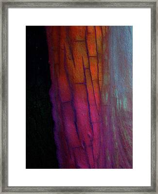 Framed Print featuring the digital art Enter by Richard Laeton