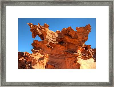 Enter The Dragon Framed Print by Bob Christopher