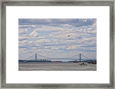 Enterprise 3 Framed Print by S Paul Sahm