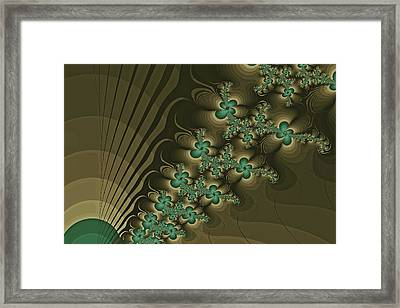 Enthusiasm Framed Print