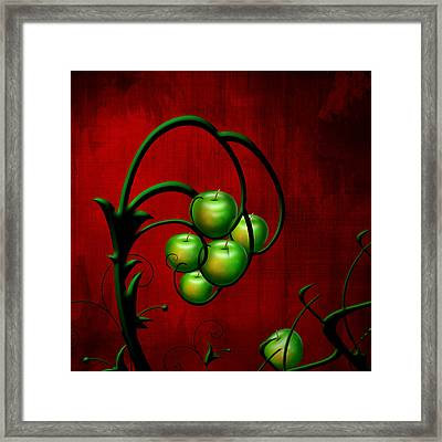 Enticing Framed Print