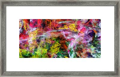 Entusiasmo Framed Print by RochVanh