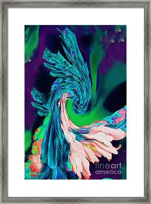 Enveloped In Love Framed Print by Cindy Lee Longhini