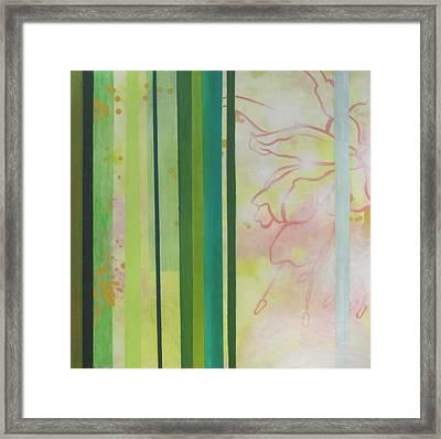 Envy Framed Print by Monica James