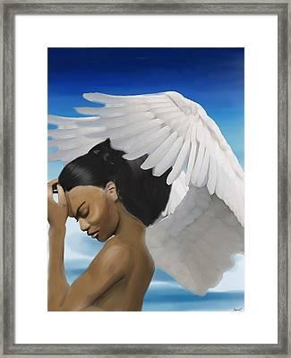 Epica Framed Print