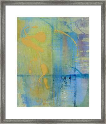 Epiphany Framed Print by Ethel Vrana