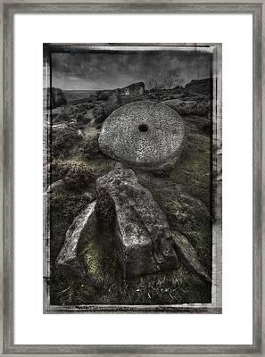 Epitaph Framed Print by Andy Astbury